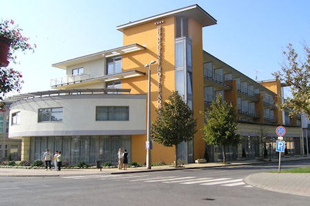 Węgry, Hajduszoboszlo - Hotel Aqua-Sol