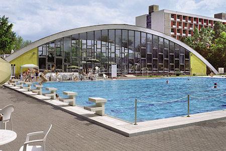 Węgry, Hajduszoboszlo - Hotel Beke
