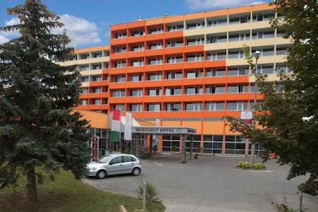 Węgry, Zalakaros - Hotel Freya