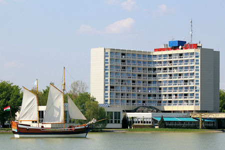 Węgry, Keszthely - Hotel Helikon