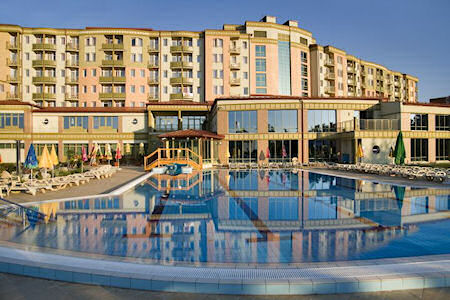 Węgry, Zalakaros - Hotel Karos SPA