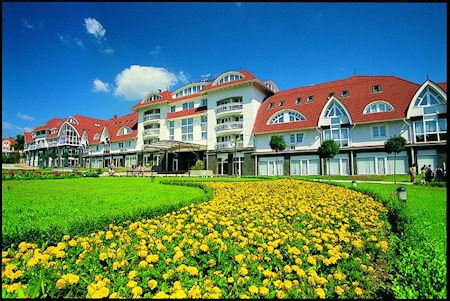 Węgry, Zalakaros - Hotel MenDan