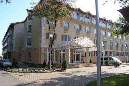 Węgry, Hajduszoboszlo - Hotel Thermal